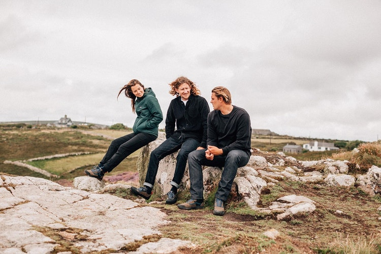 6 Sustainable British Fashion Brands Finisterre 4
