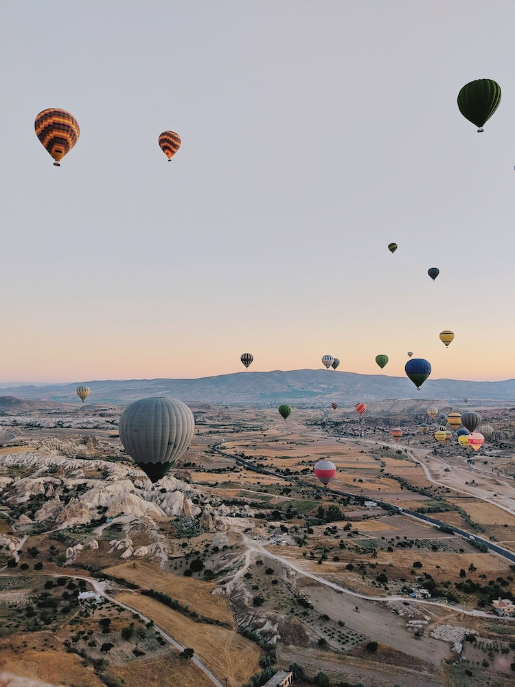 Cappadocia Tidlrs Live Luxury 12 Most Instagrammable Luxury Landscapes 2