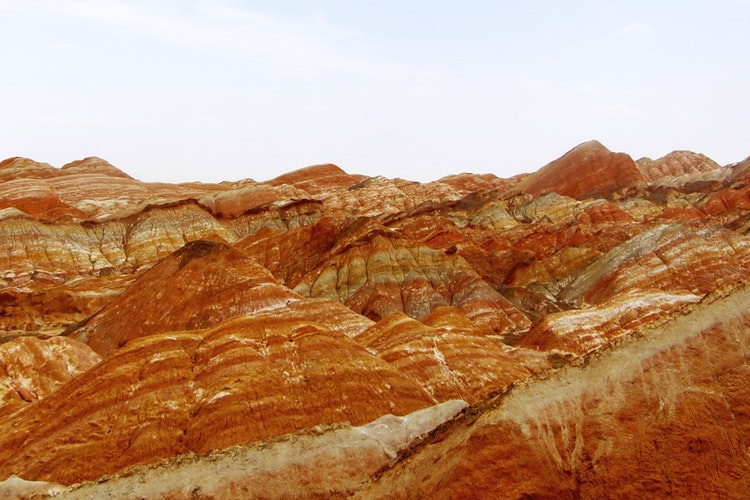 Zhangye Danxia National Park China Tidlrs Live Luxury 12 Most Instagrammable Luxury Landscapes 3